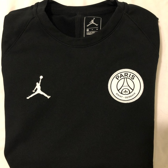 9c2aba0821f Jordan Shirts | Psg X X Nike Training Long Sleeve | Poshmark